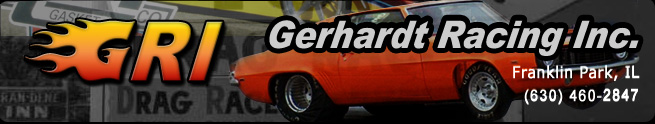 Gerhardt Racing, Franklin Park, IL